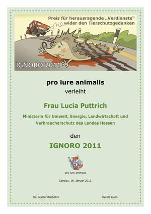 IGNORO Puttrich